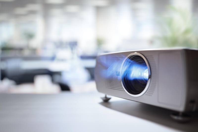 Visual Displays Projector