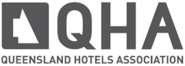 Queensland Hotels Association Logo