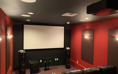 What Equipment Do I Need For A Home Theatre?
